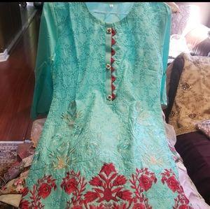 Pakistani cotton shirt